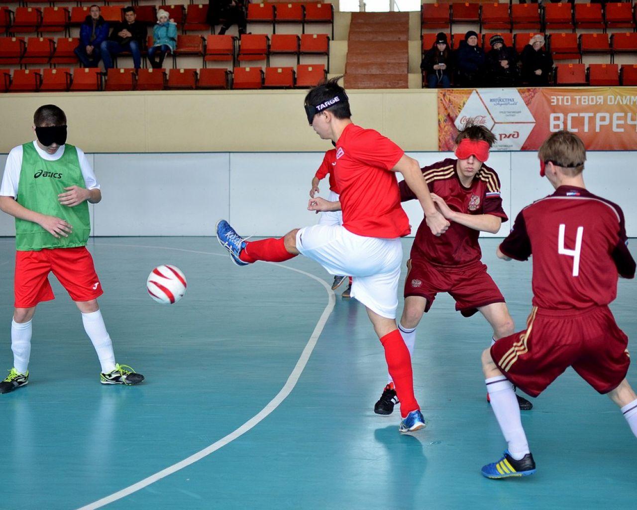 Мини-футбол - Центр спортивной подготовки Республики Татарстан